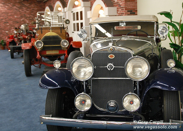 Classic Car Museum at the Quad