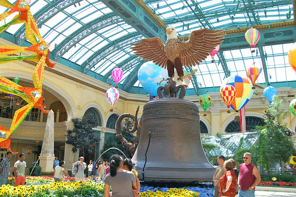 Eagle and Liberty Bell