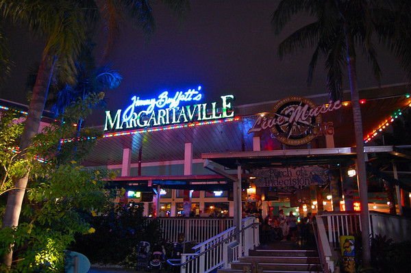 Margaritaville's Porch of Indecision