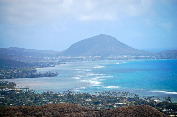 View toward Koko Head