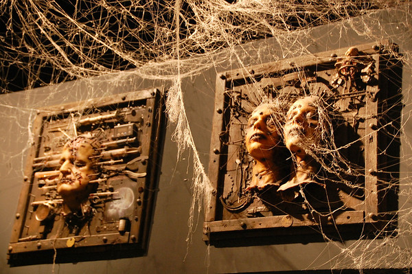 Goretorium decor