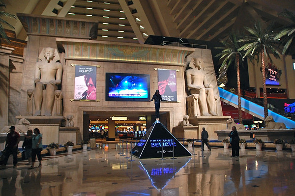 Luxor themeing