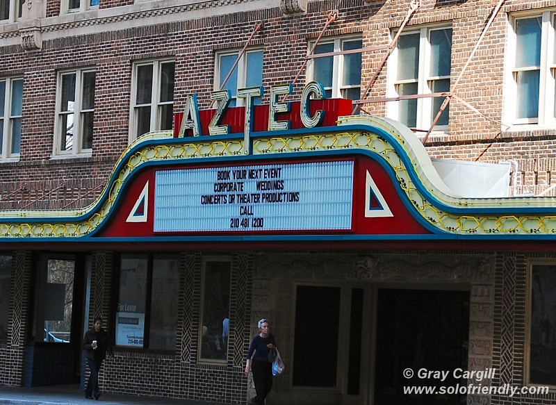 The Aztec Theater