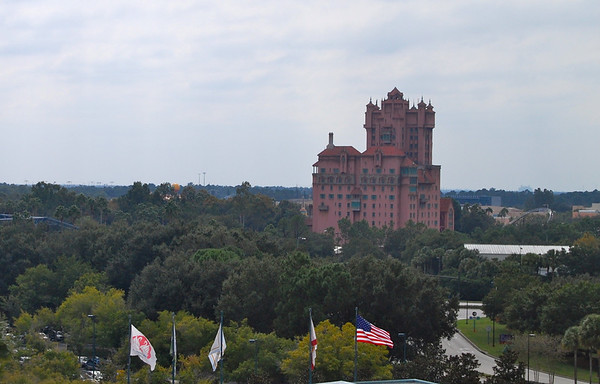 View of Tower of Terror