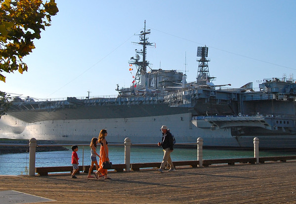 The USS Midway