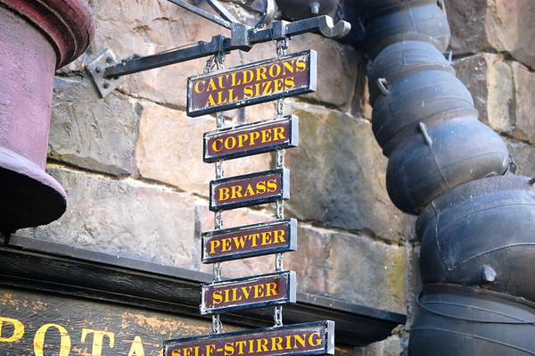 Cauldron sign