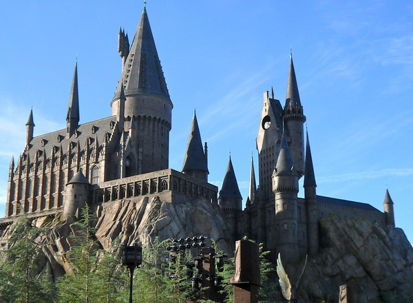 Hogwarts Castle at Universal